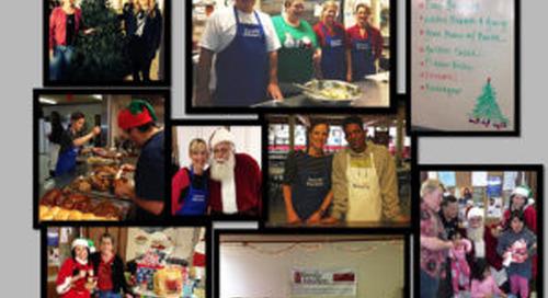 Volunteer Spirit of NAVIS Employees Shines with Community Outreach Program