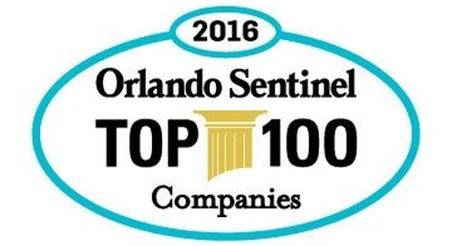 NAVIS Named a Top Workplace in Central Florida by Orlando Sentinel