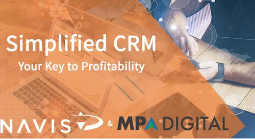 NAVIS Webinar Recap: Simplified CRM