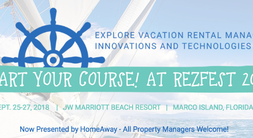 A Recap Of The HomeAway Annual Conference, Rezfest 2018