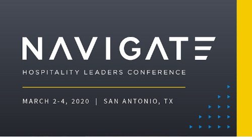 NAVIS Announces Inaugural Navigate Hospitality Leaders Conference