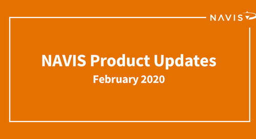 February 2020 Product Updates
