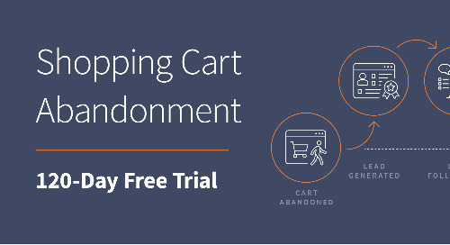 120-Day Free Trial of Shopping Cart Abandonment