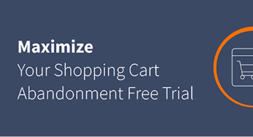 Maximize Your Shopping Cart Abandonment Free Trial