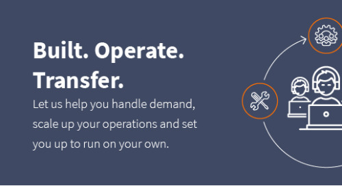 Build • Operate • Transfer