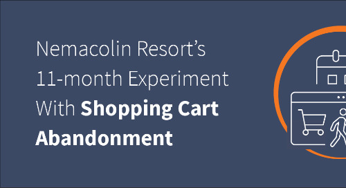 Nemacolin Resort's 11-month Success With Shopping Cart Abandonment