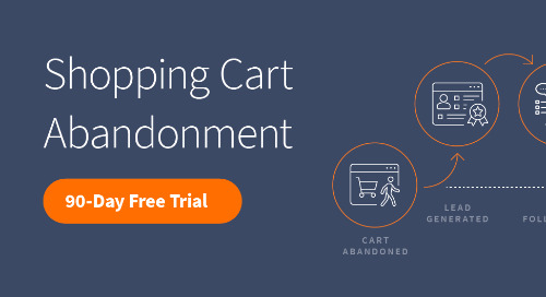 90-Day Free Trial of Shopping Cart Abandonment