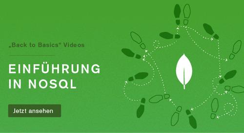 Back to Basics German 1: Einführung in NoSQL Uberflip