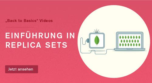 Back to Basics German 3: Einführung in Replica Sets Uberflip
