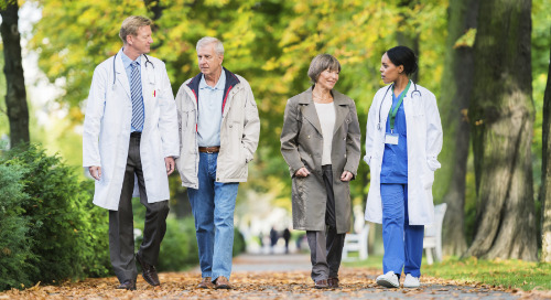 Healthcare Workers Compensation Barometer
