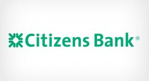 Citizens Financial Group Case Study