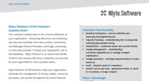 Nlyte Platinum Edition Product