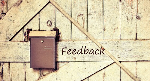 Turning Feedback Into Features