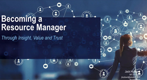 Becoming a Resource Manager