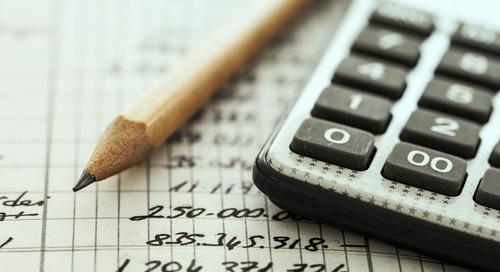 Origination and Servicing Cost Default Assumptions for 2017