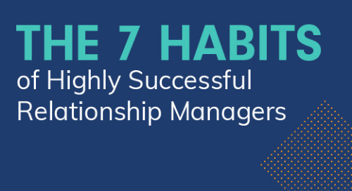 7 Habits of Highly Successful Relationship Managers