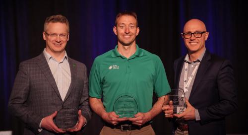 Purposeful Banker Award Winners 2018