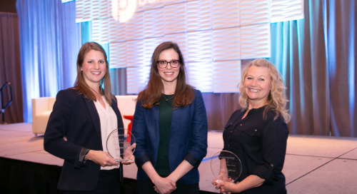 Purposeful Banker Award Winners 2019
