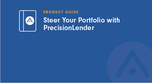 Steer Your Commercial Portfolio with PrecisionLender