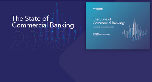 The State of Commercial Banking: Jan. 2020 Market Analysis