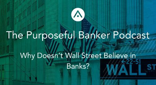 Why Doesn't Wall Street Believe in Banks?