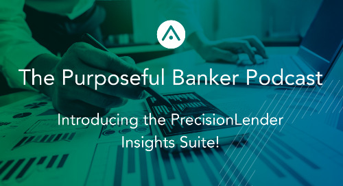 Introducing the PrecisionLender Insights Suite!