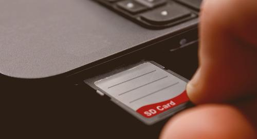 Come Progettare Circuiti di Alimentazione per MicroSD senza Destabilizzare il Voltaggio della Scheda