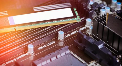 DDR3-Memory-Routing und Einstellen von CPU-Lüfter