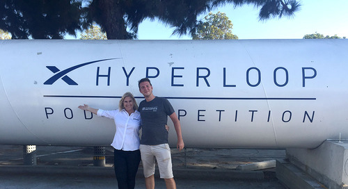 SpaceX's Hyperloop Pod Competition: The Pod Flight Heard Around the World