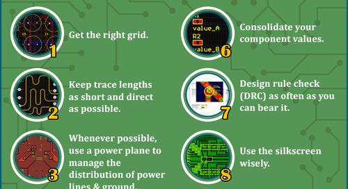 10 Best Practices of PCB Design