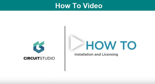 How to Activate Your License in CircuitStudio