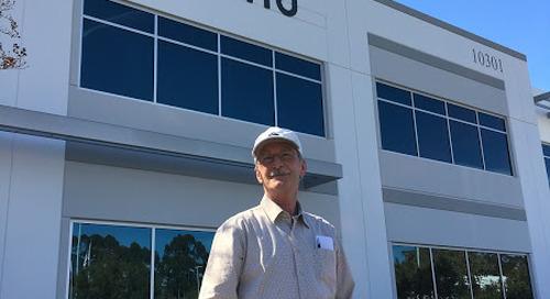 Randy Clemmons, concepteur de circuits imprimés chez Ingenu, dirige le groupe d'utilisateurs d'Altium de San Diego