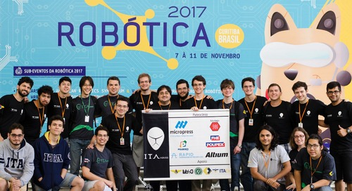 Azevedo the ITAndroids: Humanoid Robot Soccer Team