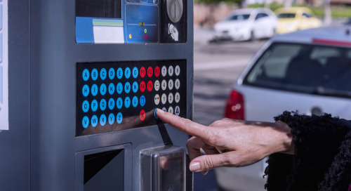 Forget Parking Frustrations with Capacitive Touch Sensing Keypad Design