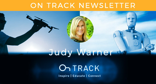 Drones, Robots and Thermal Management: OnTrack Newsletter December 2017