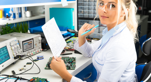 Why You Should Include Mechanical Parts in Your Bill of Materials Template