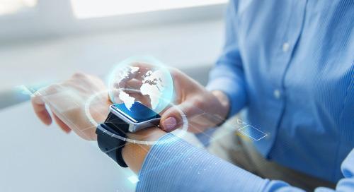 Die Wearable-Technologie der Zukunft wird nahtlos und zweckmäßig sein