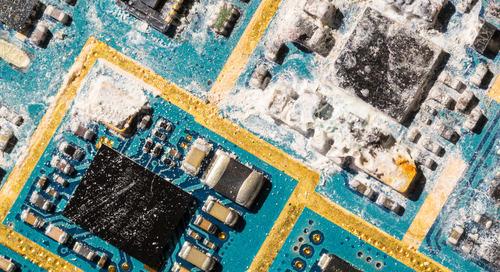 Les meilleures pratiques de conception et de fabrication pour la protections de circuit imprimé: maîtriser les phénomènes d'humidité.