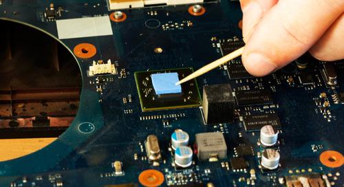 Die Verwendung von Wärmeleitpads oder Wärmeleitpaste für das Wärmemanagement von PCBs