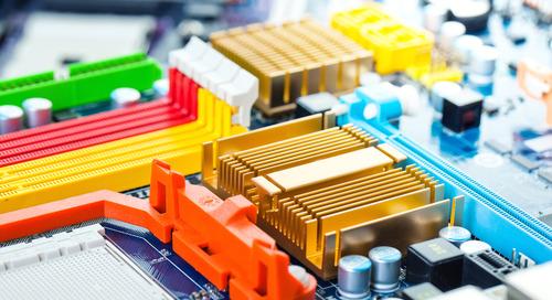 Conception EMI/EMC : la réduction du bruit dans un circuit imprimé par l'isolation des signaux CA et CC