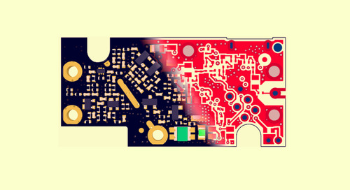 Increase Component Density in Multilayer PCB Design with Blind Vias