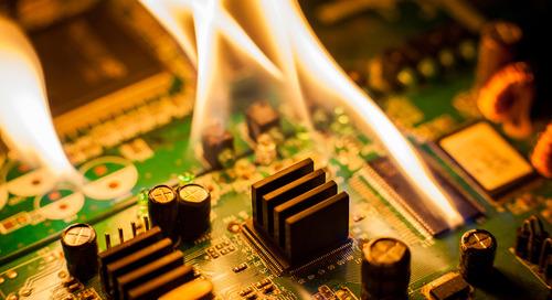 Hohe Stromstärken und höhere Temperaturen: PCB-Design-Tipps für das Wärmemanagement