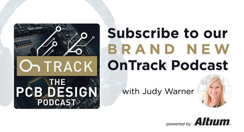 The PCB Design Podcast: Announcing The OnTrack Podcast