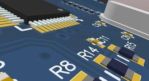 Accesos directos para la colocación de partes en Altium Designer