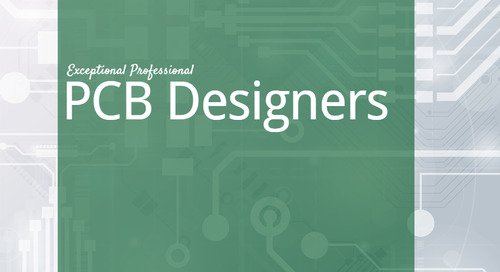 Three Exceptional Professional PCB Designers