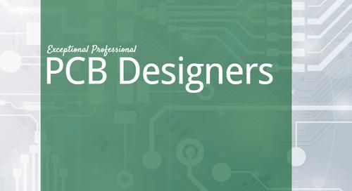 Three Exceptional Professional PCB Designers