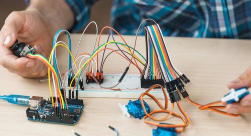 Interface an LED With an 8051 Microcontroller: Processes and Applications