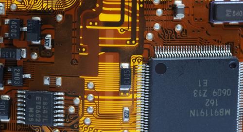 Avec un logiciel pour une conception flexo-rigide, vous pouvez définir et animer vos PCB