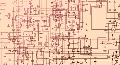 En la biblioteca de Altium, los símbolos de partes múltiples alivian el tiempo de diseño