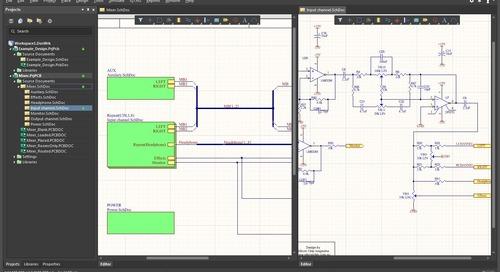 Cómo voltear y rotar componentes en Altium y otras funciones esquemáticas